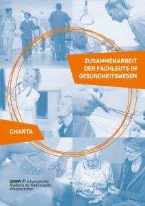Charta: Zusammenarbeit der Fachleute im Gesundheitswesen